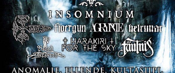 Ragnarök - Festival Flyer 2017 Stand 24.07