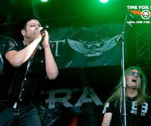 Shakra 2 - RockHarz 2016 - Time For Metal