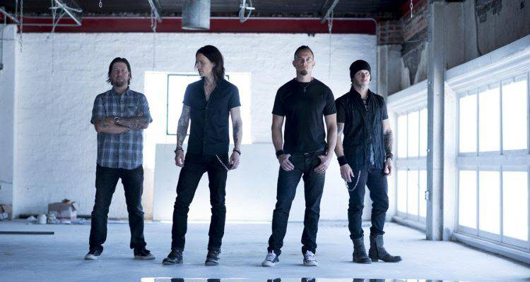 Alter Bridge Band Bild August 2016