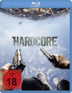Hardcore Bluray Cover