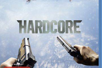 Hardcore Bluray Cover