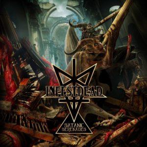 Infestdead - Satanic Serenades - Albumcover