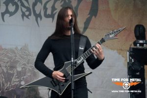 Obscura 1 - Party San - 2016 - Time For Metal