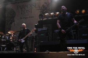 Paradise Lost 3 - Party San - 2016 - Time For Metal