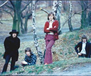 Pink Floyd 2016 August Band Bild