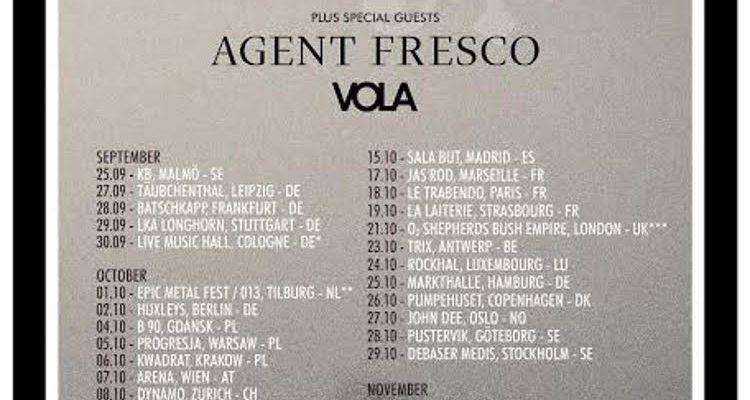 VOLA - Katatonia - Agent Fresco