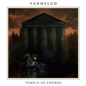 Vanhelgd - Temple Of Phobos - Albumcover