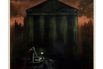 Vanhelgd - Temple Of Phobos - Albumcover