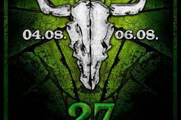 Wacken 2016 Poster