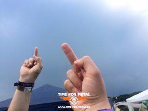 Fuck You Thunder! - Wacken 2016