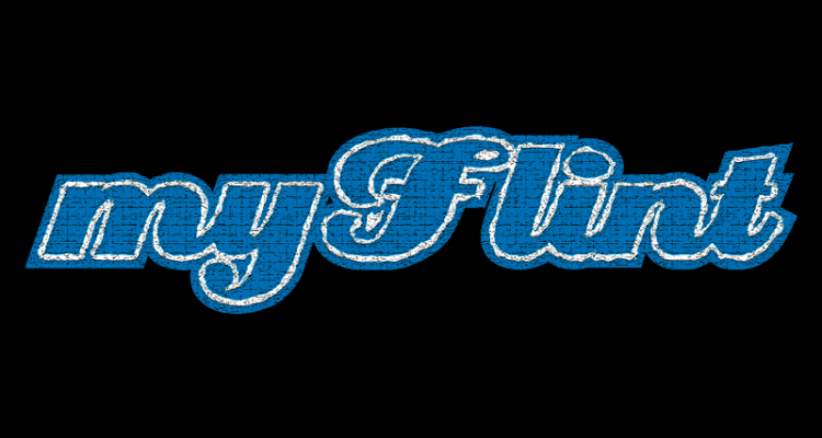 myFlint band logo august 2016