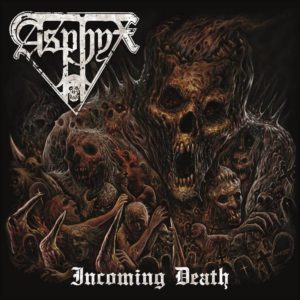 Asphyx - Incoming Death - Albumcover