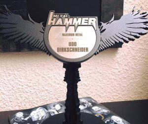Dirkschneider - Award - Metal Hammer 2016