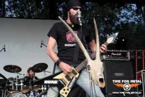 Gorilla Monsoon 2 - Coast Rock 2016 - Time For Metal