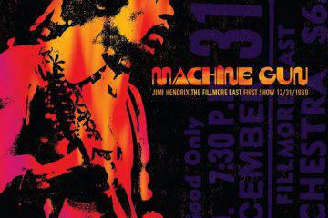 Jimi Handrix - Machine Gun