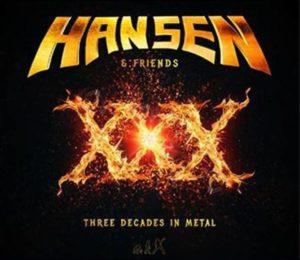 Kai Hansen - XXX - Three Decades In Metal - Albumcover
