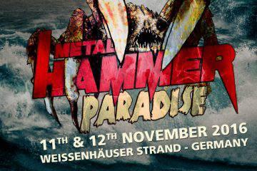 Metal Hammer Paradise 2016 Banner