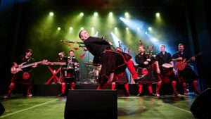 RED HOT CHILLI PIPERS Band LBild September 2016