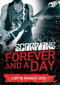 Scorpions - Live In Munich 2012 - DVD