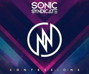 Sonic Syndicate - Confessions - Albumcover