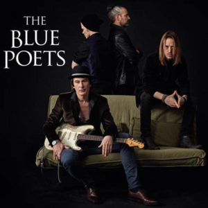 The Blue Poets - The Blue Poets Cover
