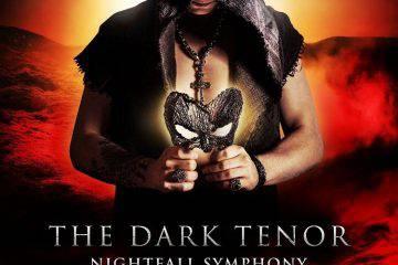 The Dark Tenor - Nightfall Symphony - Albumcover