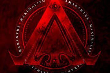 Amaranthe - Maximalism - Albumcover