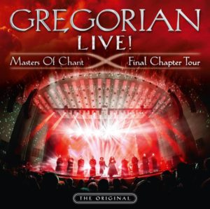 Gregorian - Live! Master Of Chant - Final Chapter Tour