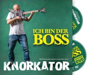 Knorkator - Ich Bin Der Boss