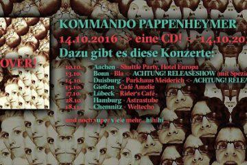 Kochkraft durch KMA Releaseshow Poster 2016
