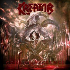 Kreator - Gods Of Violence Kreator Gods Of Violence