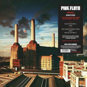 Pink Floyd - Animals w sticker
