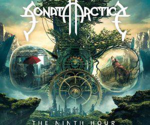 Sonata Arctica - The Ninth Hour - Albumcover