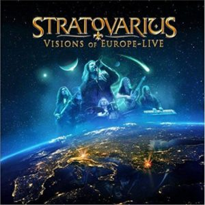 Stratovarius - Visions Of Europe - Albumcover