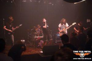 2016 10 31 - Returner @ Rock-Kultur-Werkstatt, Viersen