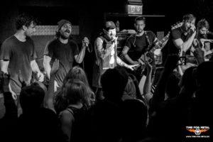 Dance Gavin Dance @ Underground, Köln