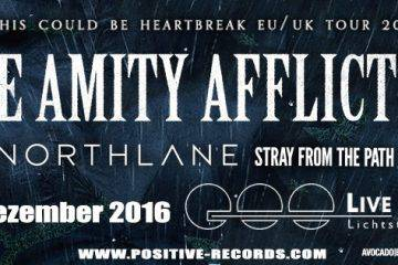 The Amity Affliction Köln 2016