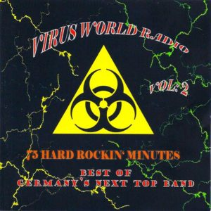virus-world-radio-vol-2 Diverse Interpreten - Virus World Radio Vol. 2 Virus World Radio Vol