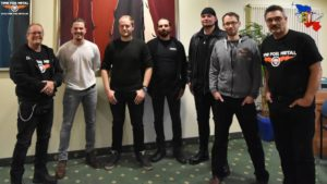 Interview mit Blue Sky Theory beim Insane Band Battle in Schwerin Blue Sky Theory Interview TFM
