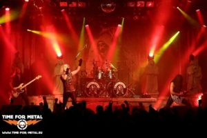 Healed By Metal Tour 2017 - Grave Digger und Support am 11.02.2017 in der Zeche, Bochum Grave Digger   Healed By Metal Tour 2017 02 11 13