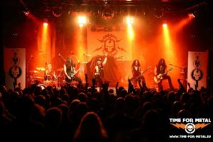 Healed By Metal Tour 2017 - Grave Digger und Support am 11.02.2017 in der Zeche, Bochum Mystic Prophecy   Healed By Metal Tour 2017 02 11 9