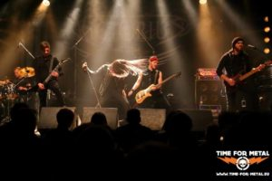 Healed By Metal Tour 2017 - Grave Digger und Support am 11.02.2017 in der Zeche, Bochum Victorius   Healed By Metal Tour 2017 02 11 7