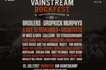 Vainstream 2017 Finales Line-Up