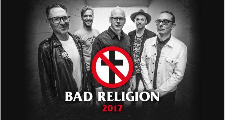 Bad Religion 2017