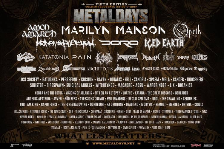 Metaldays slowenien Metaldays 2016
