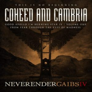 Coheed and Cambria Tour 2017