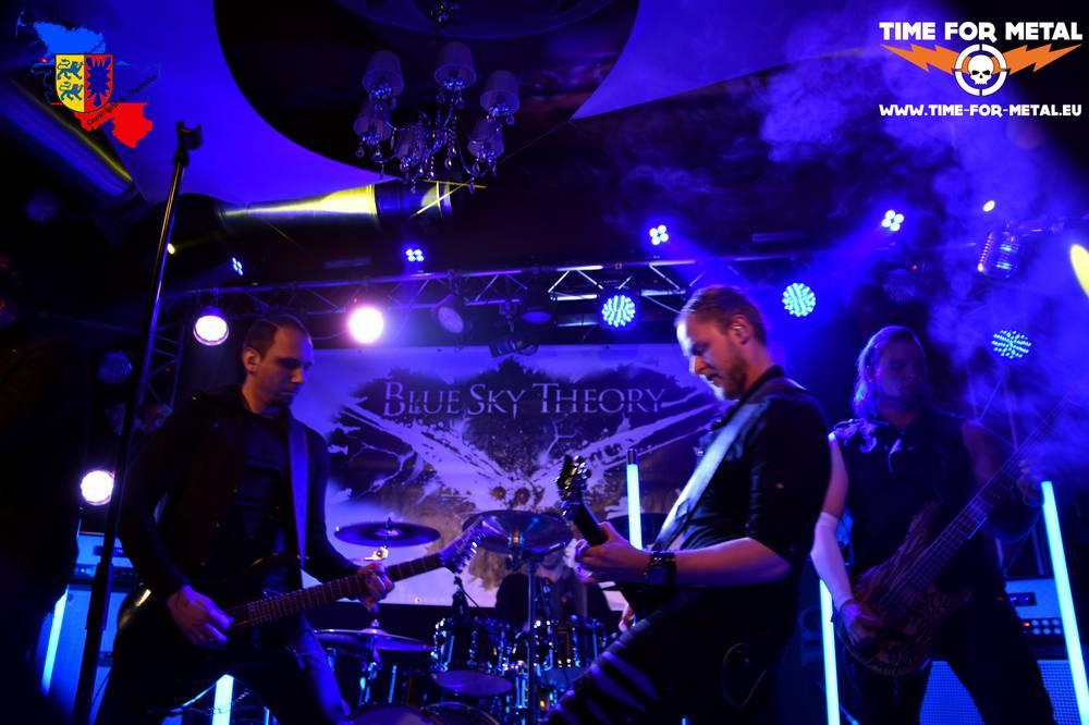 Blue Sky Theory @ 14.07.2017 Marias Ballroom Hamburg