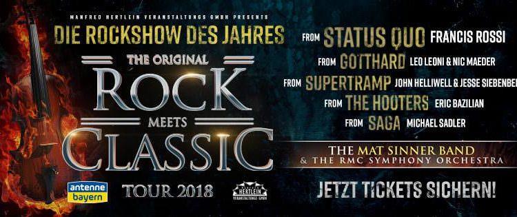 Rock Meets Classic The Sweet Rocken 2019 Zum Großen Jubiläum Zwei