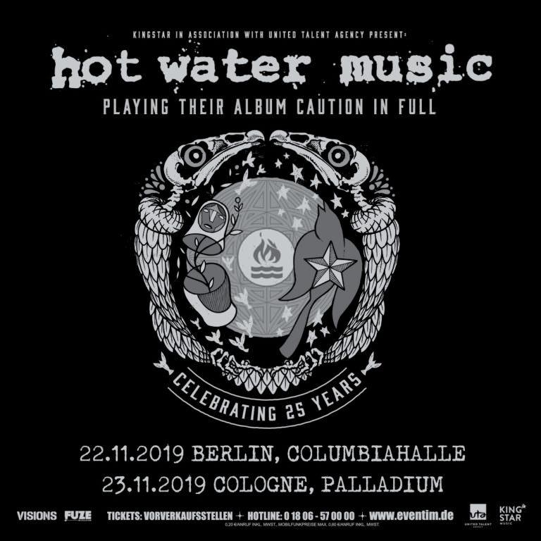Hot Water Music Köln
