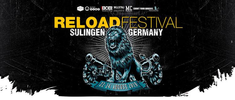 Reload 2019 Weitere Bands Wurden F 252 R Das Festival